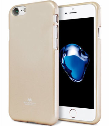 Picture of MERCURY JELLY CASE HUA HONOR 8X GOLD / ZŁOTY