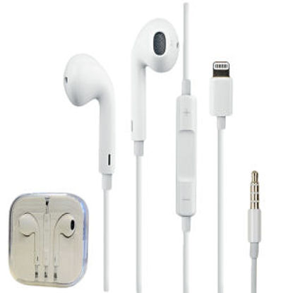 Obrazek HF MD827ZM iPhone 5 original stereo HF BULK