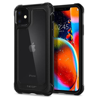 Picture of SPIGEN GAUNTLET iPHONE 11 CARBON BLACK