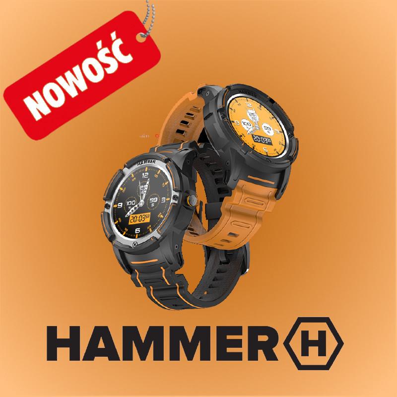 Hammer Watch